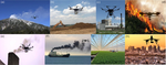 Environmental chemical sensing using small drones: A review